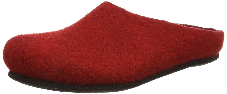 Rot (Rubin 4823) MagicFelt AN 709 Unisex-Erwachsene Pantoffeln