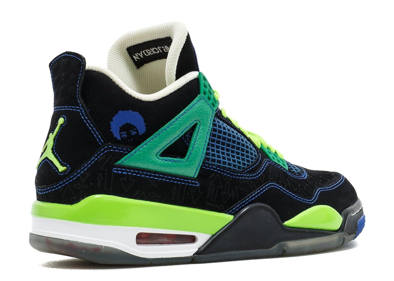 70d5a7f6f55071 Nike AIR Jordan 4 Retro DB  DOERNBECHER  - 308497-015 - Size 11.5 -   Amazon.co.uk  Shoes   Bags