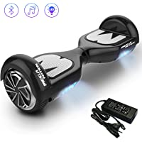 Mega Motion E1 Self Balanced Electric Scooter -built in Bluetooth Speakers - LED