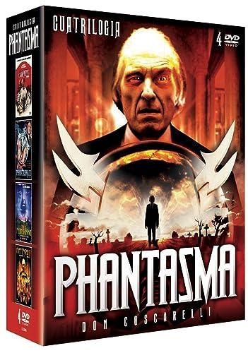 Phantasma - Cuatrilogía [DVD]: Amazon.es: Bill Thornbury, Cindy ...