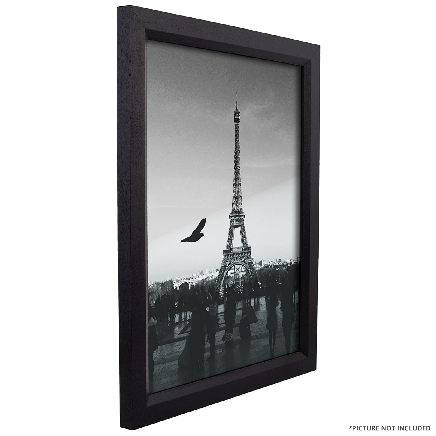 Poster Frame 22 inch X 34 inch Solid Wood Black: Amazon.ca: Home ...