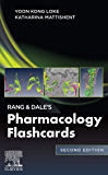 Rang and Dale's Pharmacology Flashcards E-Book
