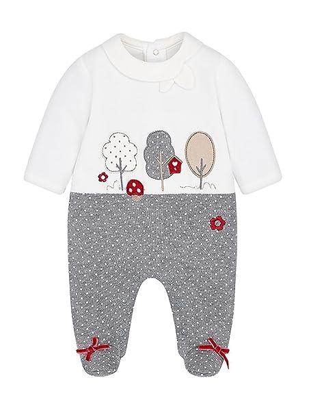 Mayoral 18-02768-049 - Pijama para bebé niña 1-2 Meses