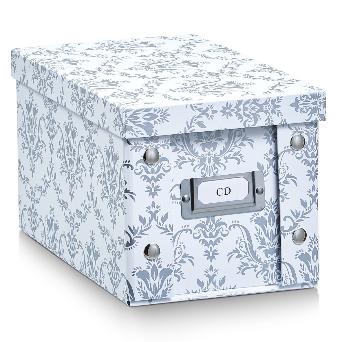 Caja de cartón vintage blancohttps://amzn.to/2SWZrr6