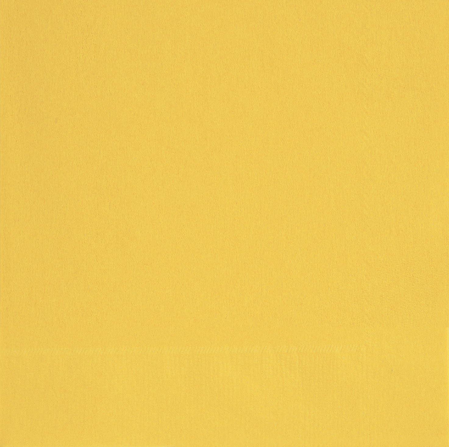 Unique Sunflower Yellow Beverage Napkins, 20ct