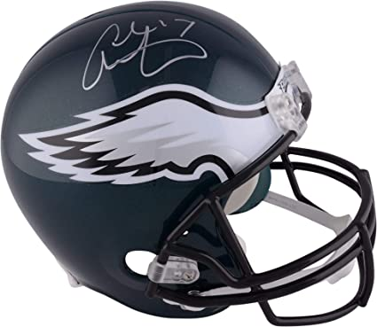 707ca75b Amazon.com: Alshon Jeffery Philadelphia Eagles Autographed Riddell ...