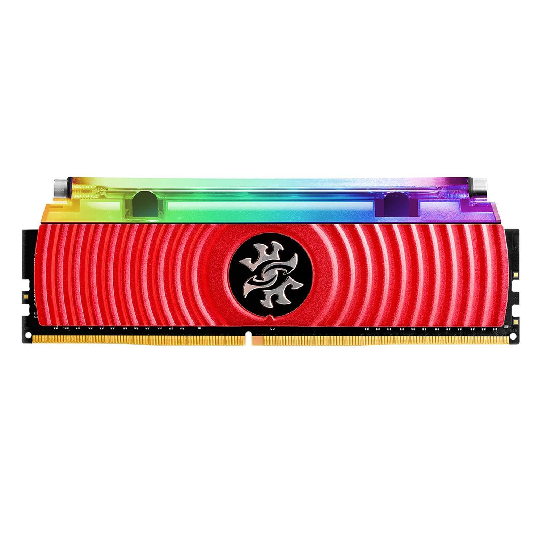 ADATA XPG Spectrix D80 16GB (2x8GB) 3000MHz DDR4 Gaming Memory, Red
