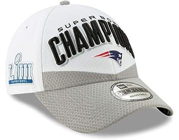 New Era New England Patriots Super Bowl Llll Champions Locker Room 9Forty  Hat 994ae68c7