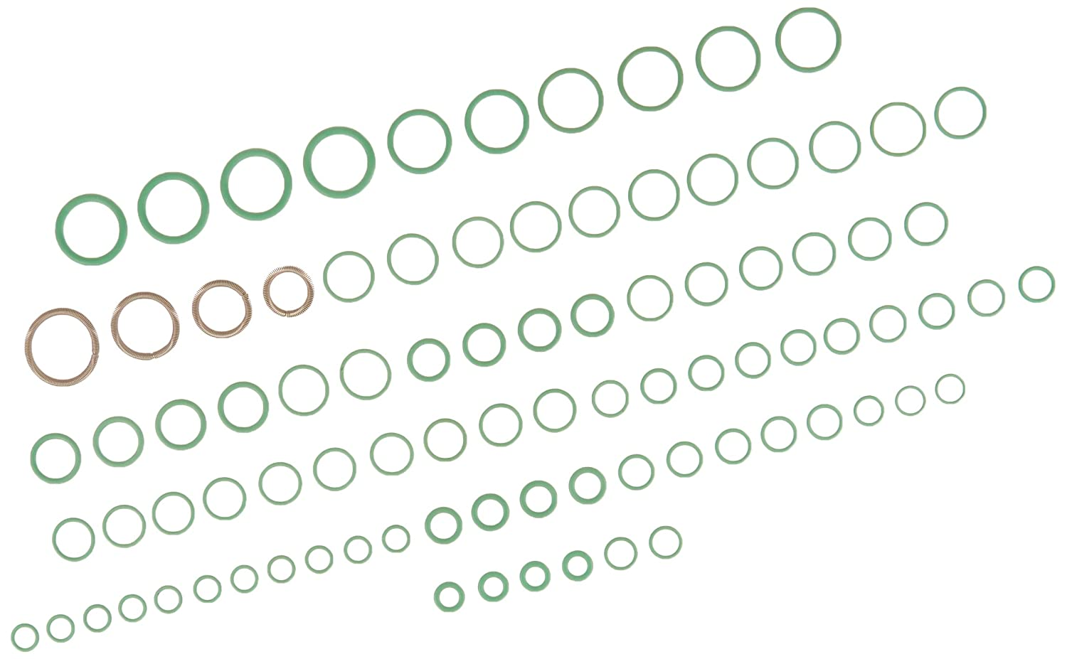 Four Seasons 26724 O-Ring & Gasket Air Conditioning System Seal Kit