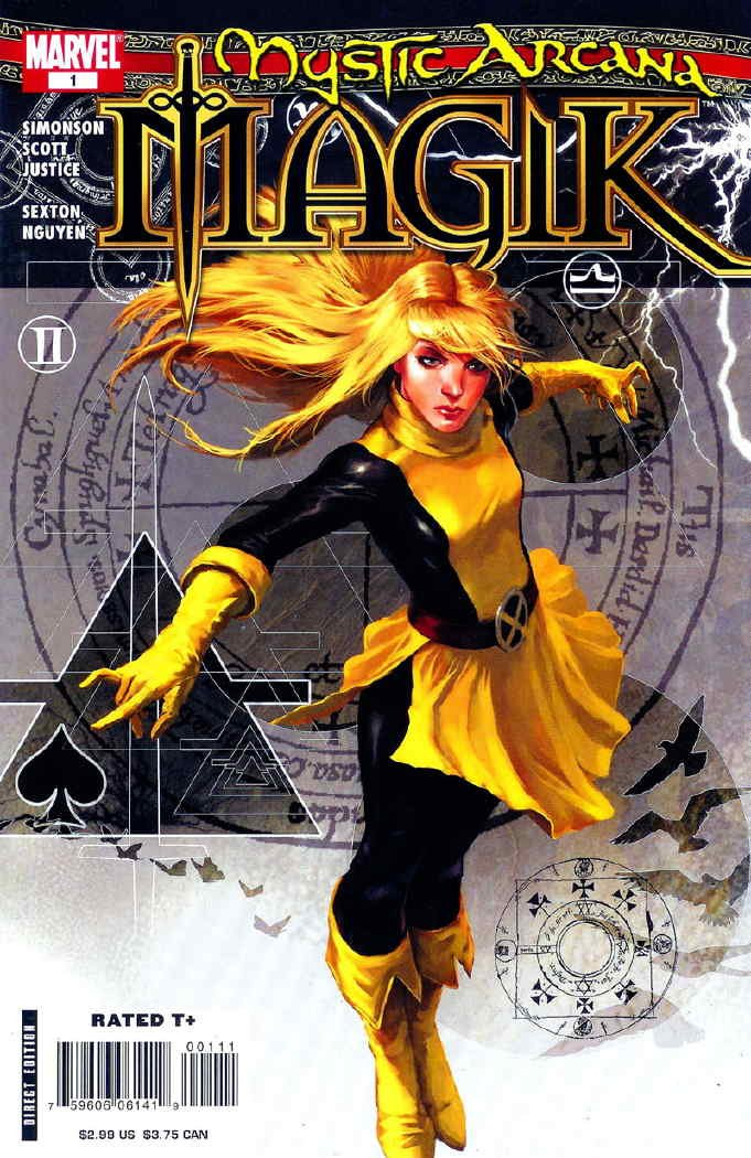 Mystic Arcana: Magik, No. 1; August 2007 PDF ePub fb2 ebook