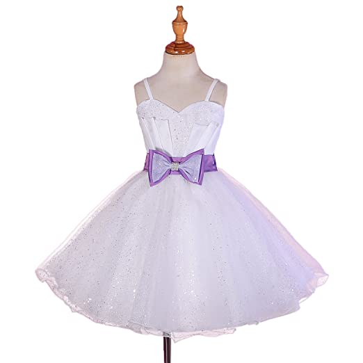 Amazon Dressy Daisy Girls Tulle Flower Girl Dresses For