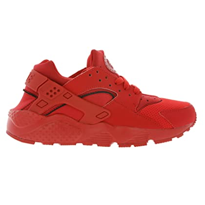 Fashion Wild Summer Air Huarache Couple Sports Shoes Lightweight Running Shoes Red 41US