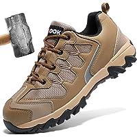 Zapatos de Seguridad para Hombre con Puntera