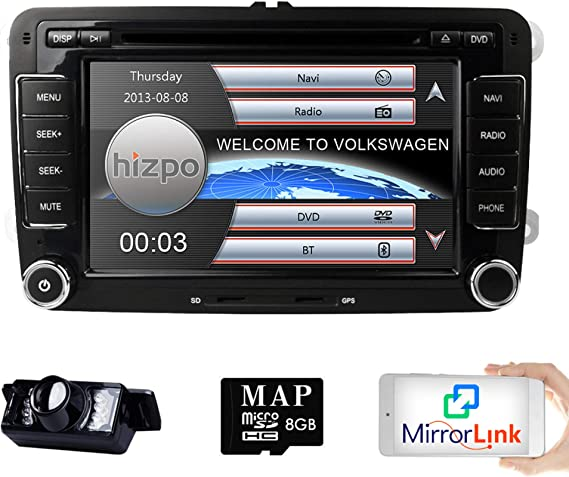 hizpo HD 7 Inch Double Din Car Stereo GPS DVD Navi for VW Golf Polo on volkswagen torque specs, volkswagen transaxle diagram, volkswagen oil diagram, volkswagen charging system diagram, volkswagen key diagram, volkswagen fuel diagram, volkswagen ignition diagram, volkswagen chassis, volkswagen fuse chart, volkswagen brakes diagram, volkswagen clutch diagram, volkswagen relay diagram, volkswagen engine diagram, volkswagen air conditioning, volkswagen fuse diagram, volkswagen firing order, volkswagen vacuum diagram, volkswagen r400, volkswagen electrical system,
