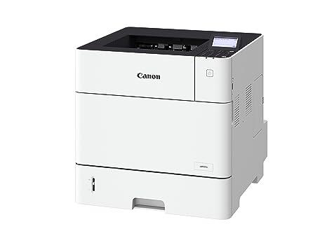 Canon LBP352X - Impresora láser, monocromática, USB, blanco ...