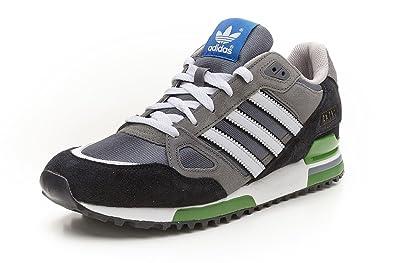 first look exquisite design pre order adidas Originals Men's ZX 750 trainers black&grey&green ...