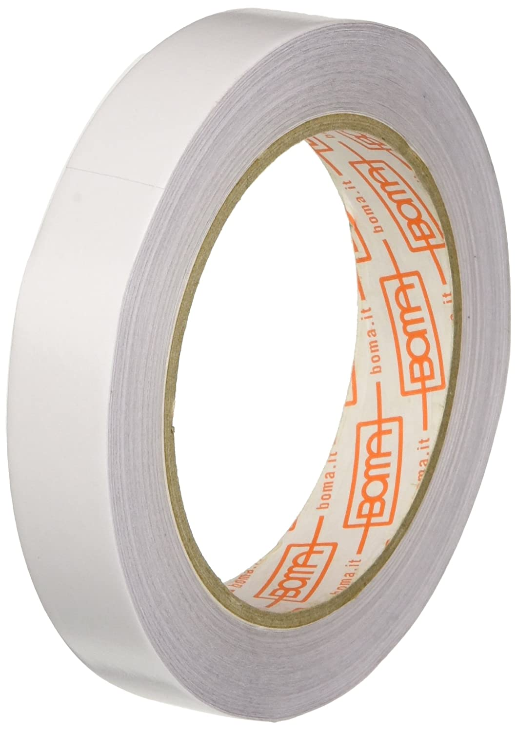 Boma b41321400004  Double Sided Tape with Removable Side for Posters, Paper, cardboard, does not damage Surfaces, 19  mm x 25  mt 19 mm x 25 mt 8013074001967