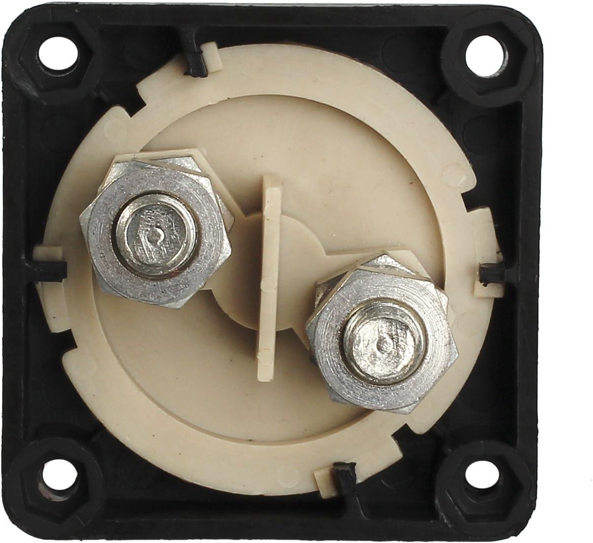 AUTOUTLET350A Batterie d/éconnexion rotatif Isolator cut off COUPE CONTACT POUR VOITURE