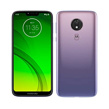 187f89d96bb Motorola Moto G7 Power - Smartphone Android 9 (pantalla 6.2'' HD+ Max Vision