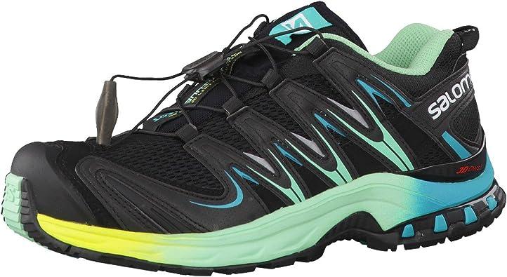 Salomon XA Pro 3D Limited Edition - Zapatillas de running para mujer, Mujer, Negro , 36 2/3: Amazon.es: Deportes y aire libre