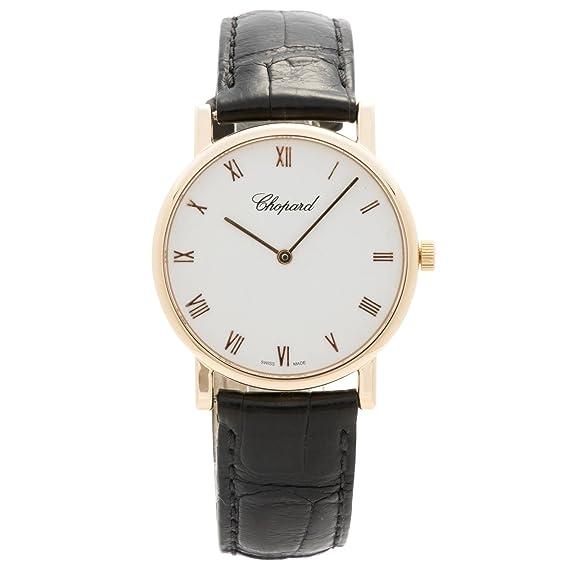 Chopard Classic mechanical-hand-wind Mens Reloj 163154 - 5001 (Certificado) de segunda mano: Chopard: Amazon.es: Relojes