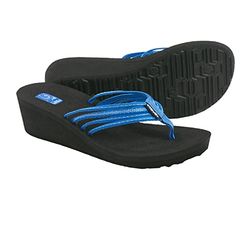 dec80e0692f5 Teva Women s Mush Adapto Flip-Flop  Amazon.co.uk  Shoes   Bags