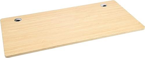 Best home office desk: VWINDESK Wooden Material 72 inch MDF Desktop or Tabletop Only