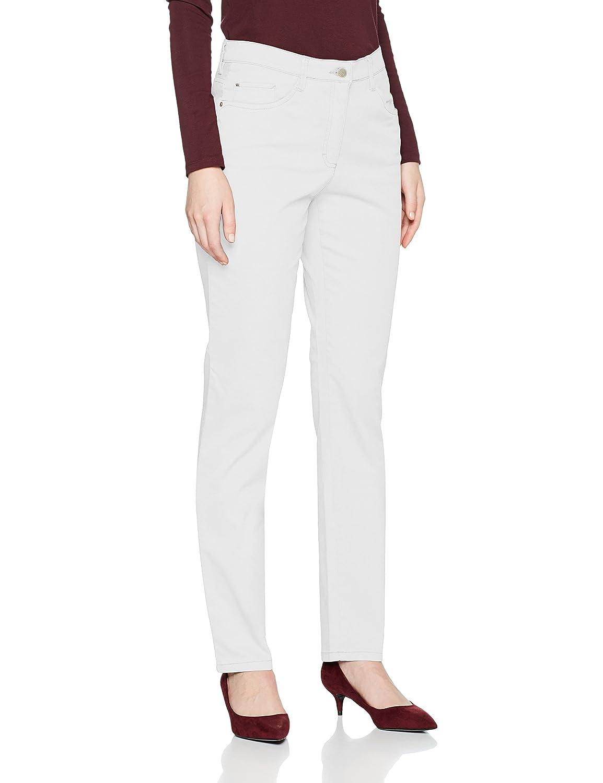 TALLA 38W / 34L. Brax Pantalones para Mujer