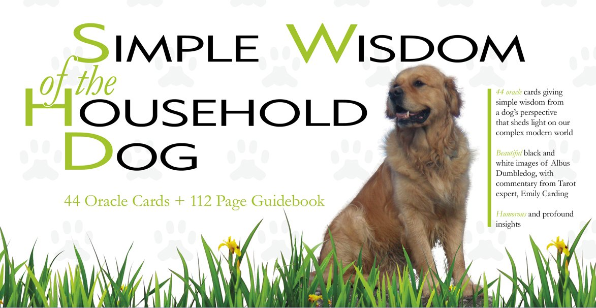 Read Online Simple Wisdom of the Household Dog: An Oracle (with cards) pdf