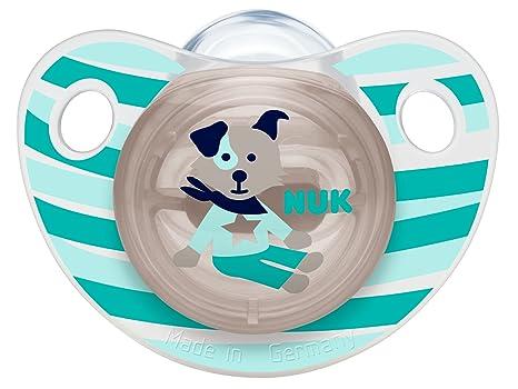Nuk Trendline Adore - Chupete de silicona T2: Amazon.es: Bebé