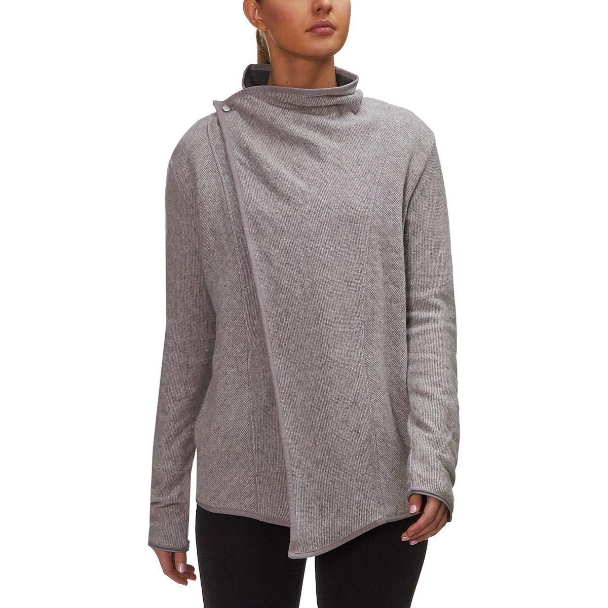 32b64736c2 Mountain Hardwear 1733021 Women s Sarafin Wrap Sweater at Amazon Women s  Clothing store