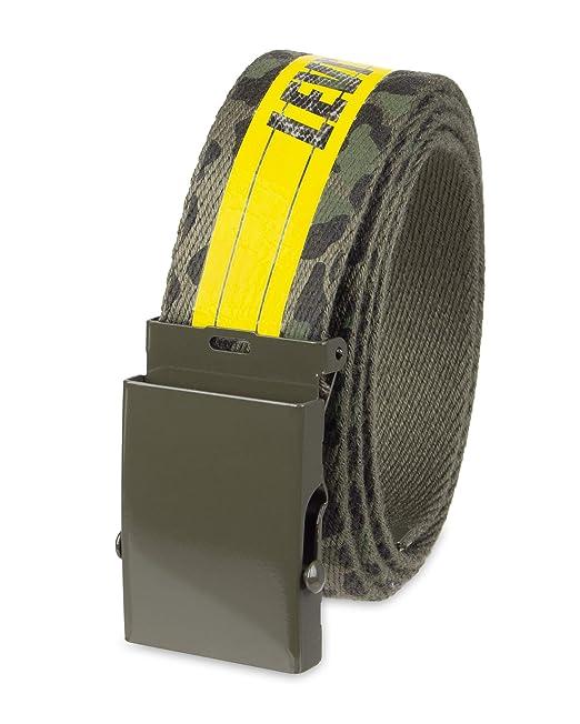 Amazon.com: Levis - Cinturón de tela militar para hombre ...