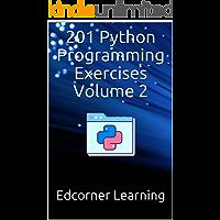 201 Python Programming Exercises Volume 2