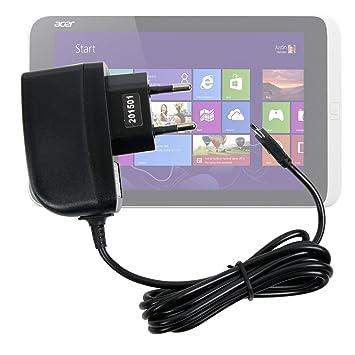 DURAGADGET - Cargador (2 Amperios) para Tablet Acer Iconia ...