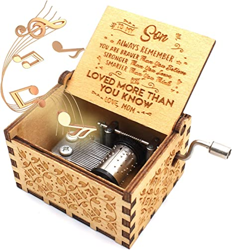 Lastsummer You are My Sunshine Music Box Gift from Mom to Daughter 1 Set(mt)