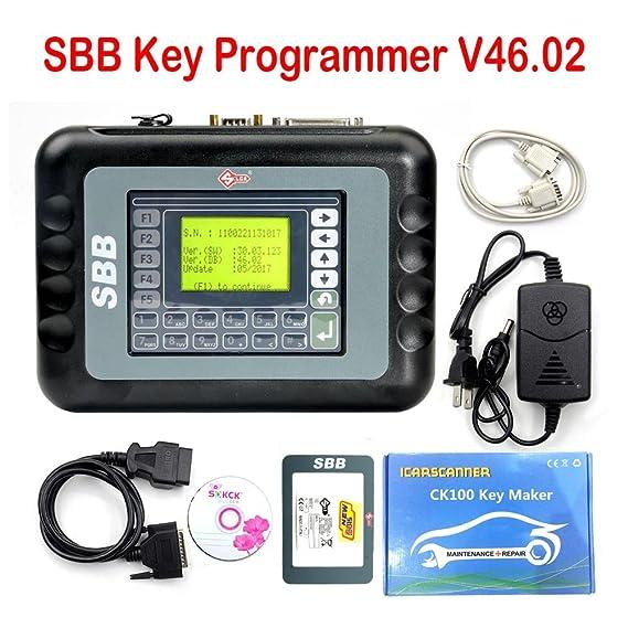 2014 Silca Immbolizer SBB V33 Key Programmer 9 Languages For Multi-Brands  Car Auto Key Maker Newest Version V33 02 SBB Key Pro Locksmith