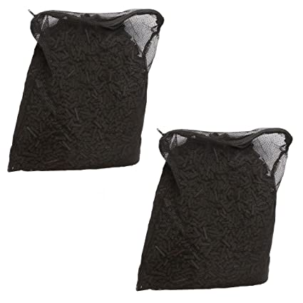 amazon com 2bags 10lbs activated carbon charcoal in media bag for