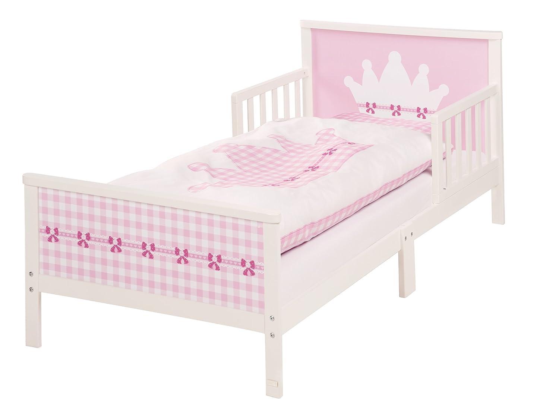 roba Mädchenbett Prinzessin - Roba Toddler Bett Krone