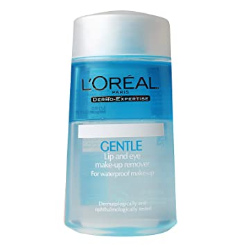Image Unavailable. Image not available for. Color: New L'oreal Dermo-Expertise Gentle Lip And Eye Make-Up Remover 125ml
