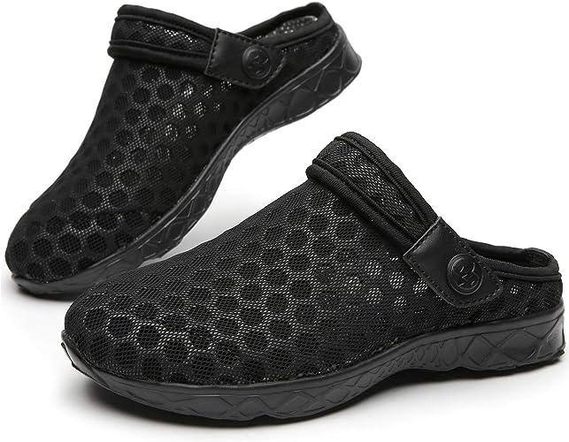 Zuecos y Mules Jardín para Niños Zapatillas de Verano Niñas Sandalias de Playa Antideslizante Pantuflas Zapatos: Amazon.es: Zapatos y complementos