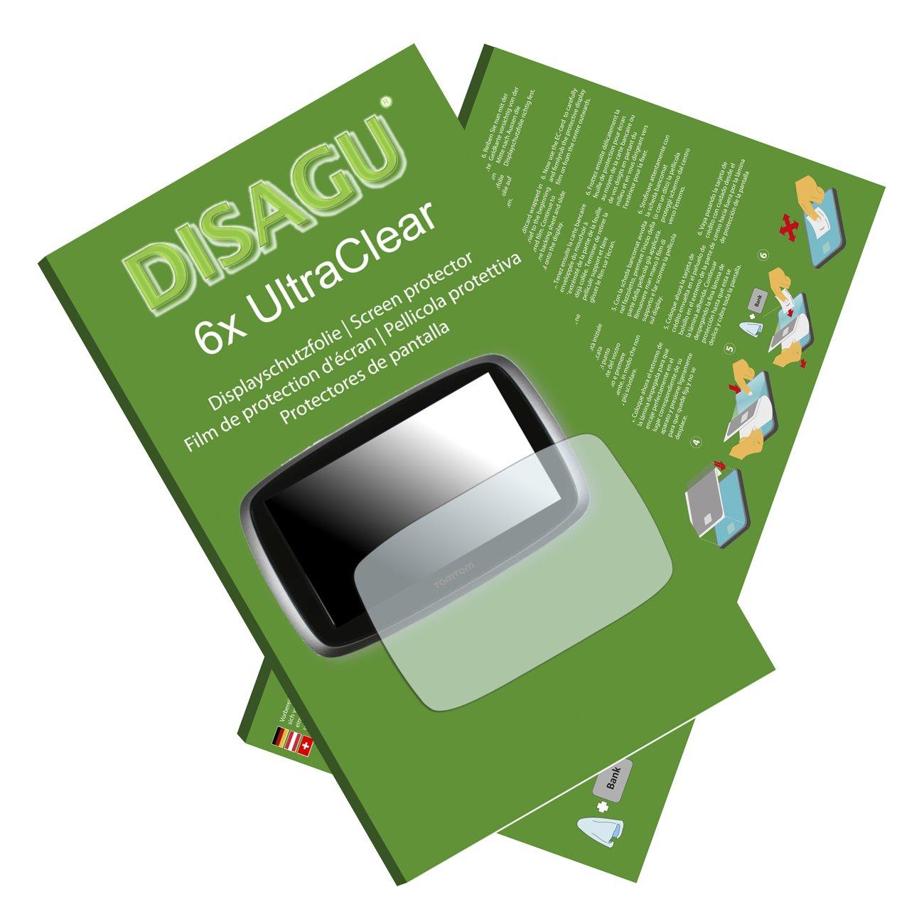 Amazon.com: DISAGU 6X Ultra Clear Screen Protector for ...