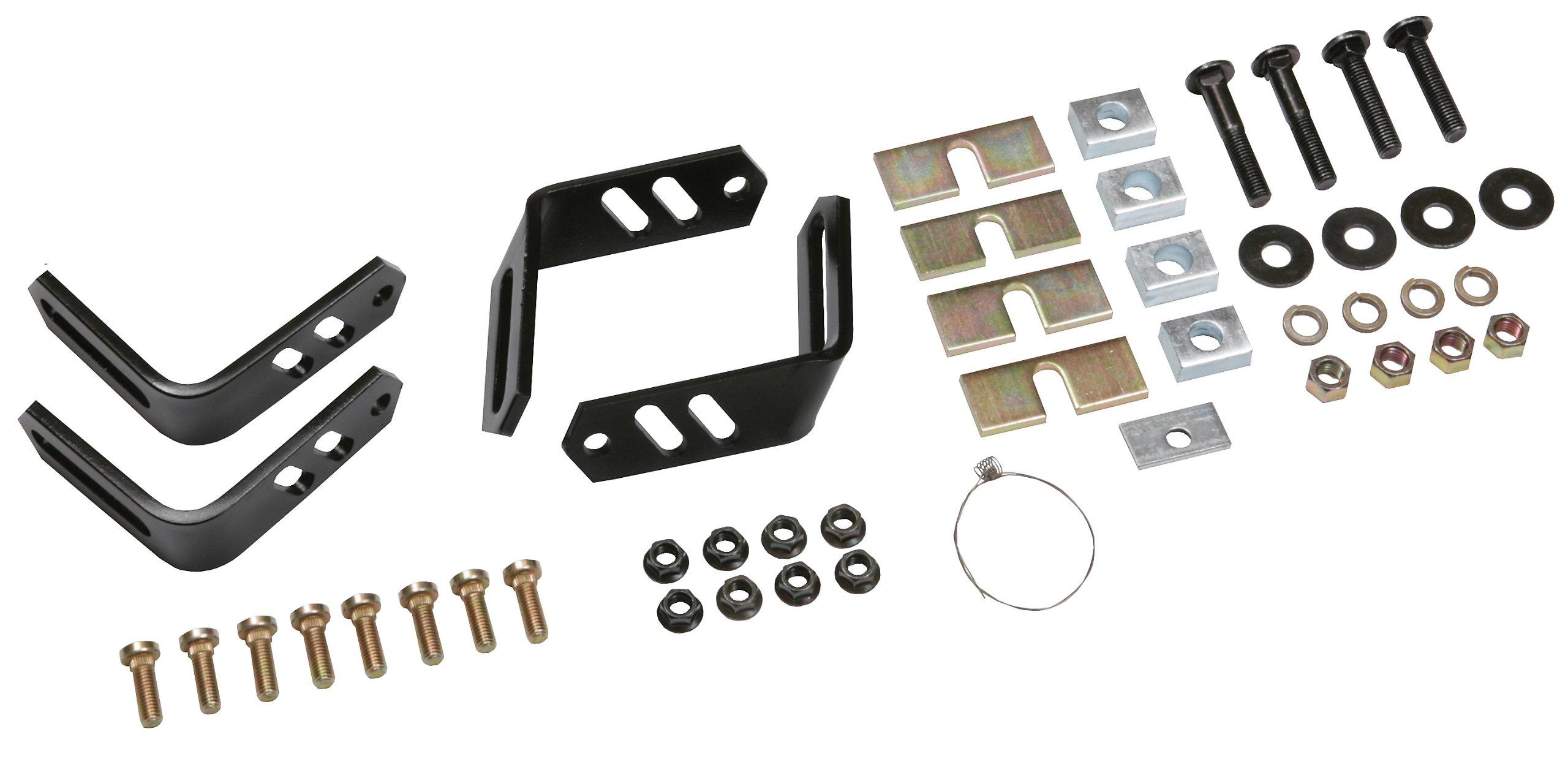 Husky 31563 Universal Fifth Wheel Install Hardware kit by Husky