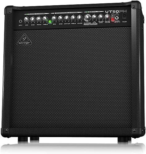 Behringer VT50FX Virtube 50-Watt Guitar Amplifier