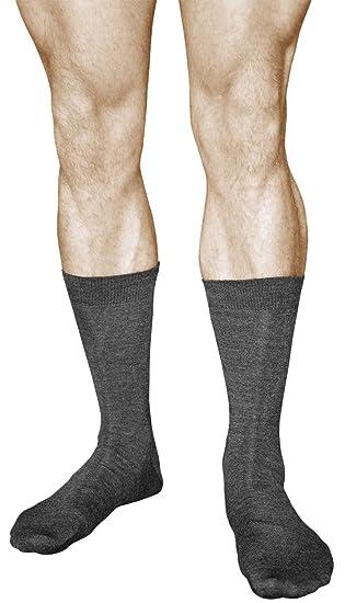 vitsocks Calcetines LANA MERINO Hombre (2 PARES) Para el Frío Invierno Otoño Calidad Premium: Amazon.es: Ropa y accesorios
