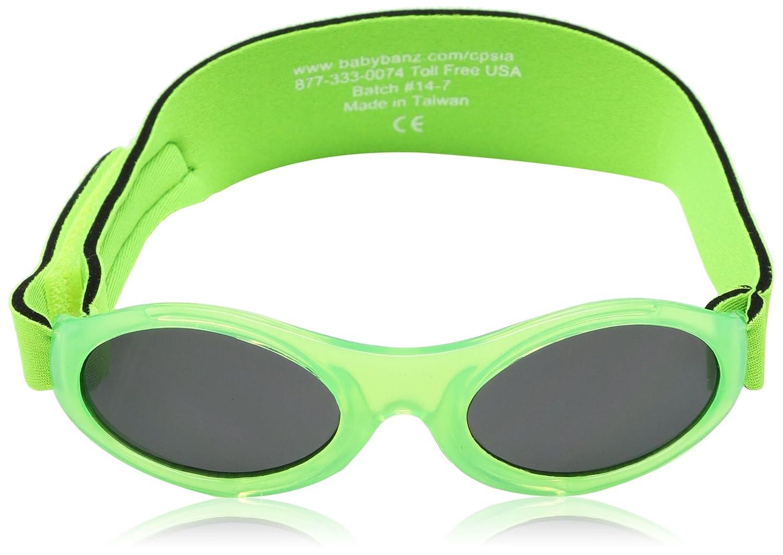 Baby Banz Adventurer Sunglasses Red Dot