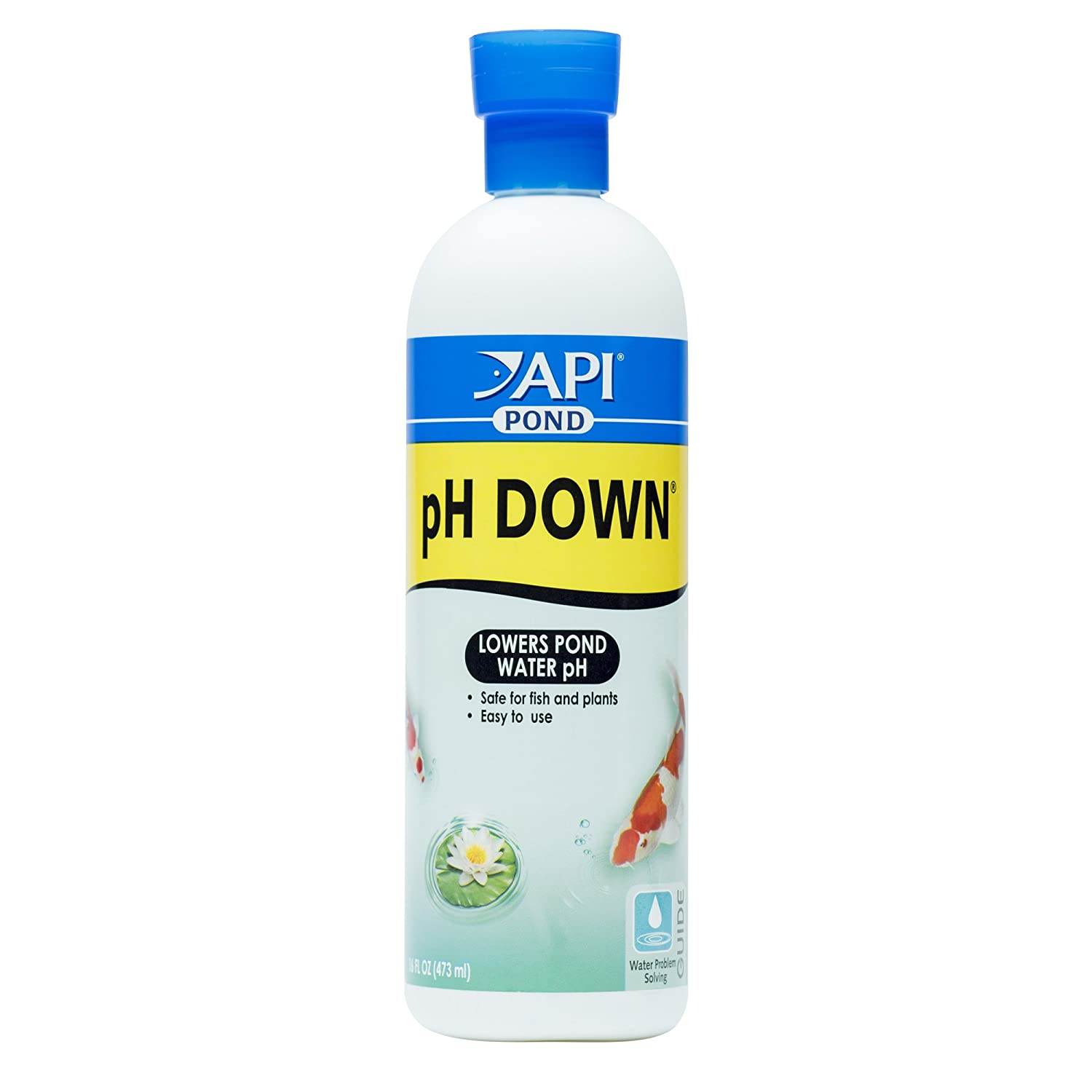 API Pondcare PH Down, 16-Ounce: Amazon in: Pet Supplies