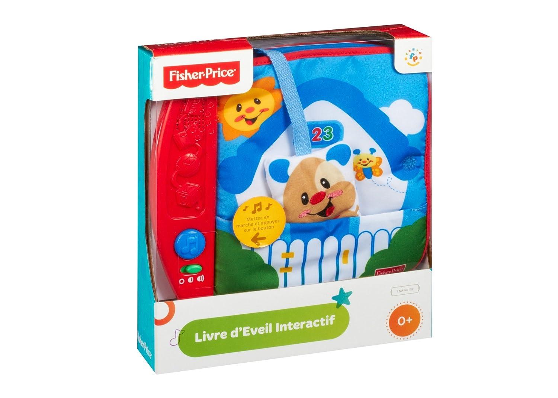 Fisher Price Jouet 1er Age Livre D Eveil Interactif By Fisher Price Jouet 1er Age Livre D Eveil Interactif En Tissu
