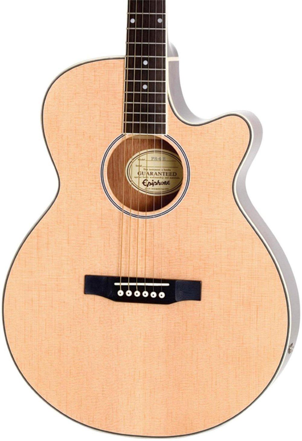 Epiphone PR-4E Acoustic/Electric Guitar