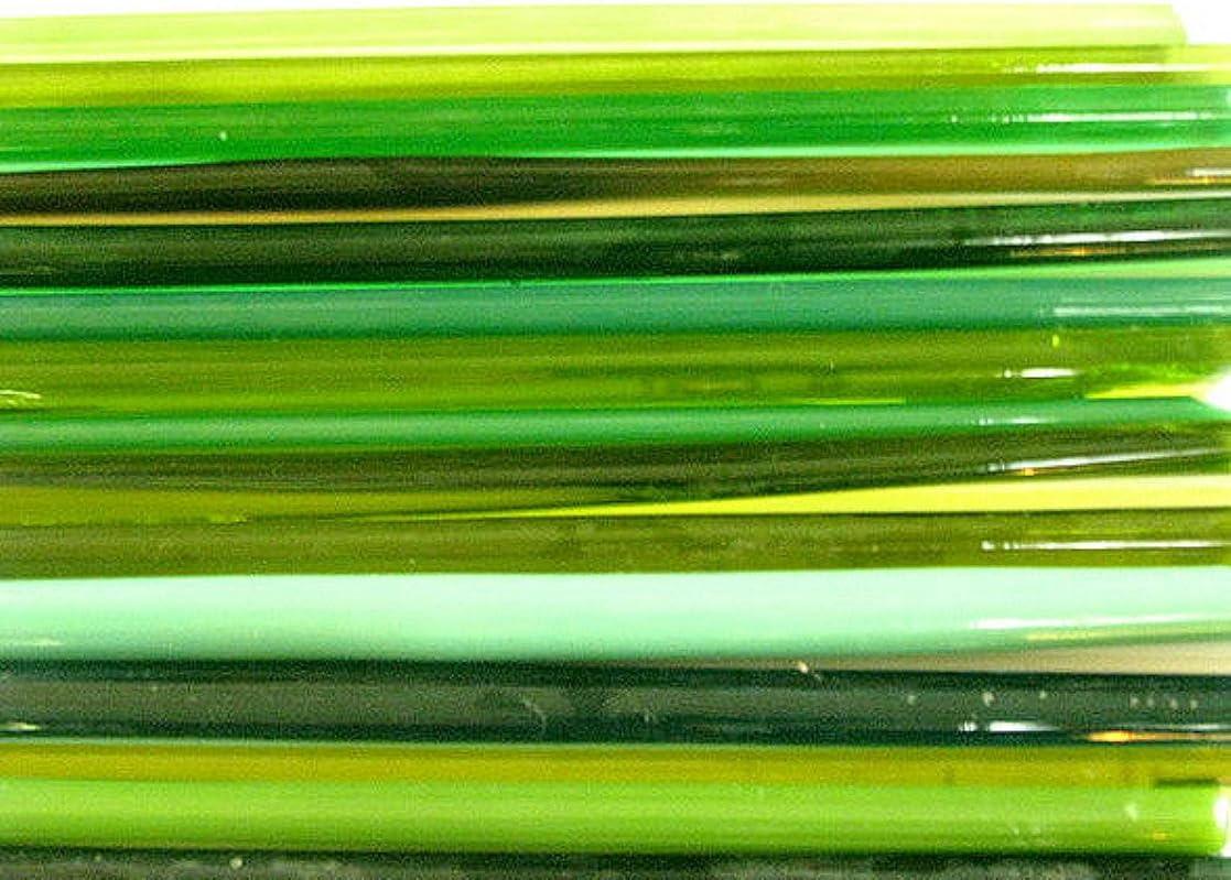 1lb Devardi Glass Rods Lampwork COE 104 Mixed Whites