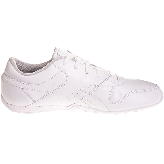 403c06250f9d41 Reebok Men s Augustus Low White Steel Trainer J18894 10 UK  Amazon.co.uk   Shoes   Bags